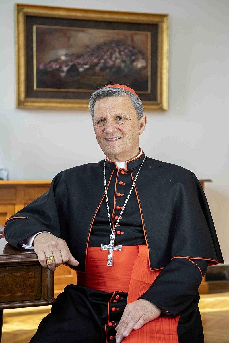 Il Segretario generale del Sinodo dei Vescovi scrive al Vescovo Giuseppe