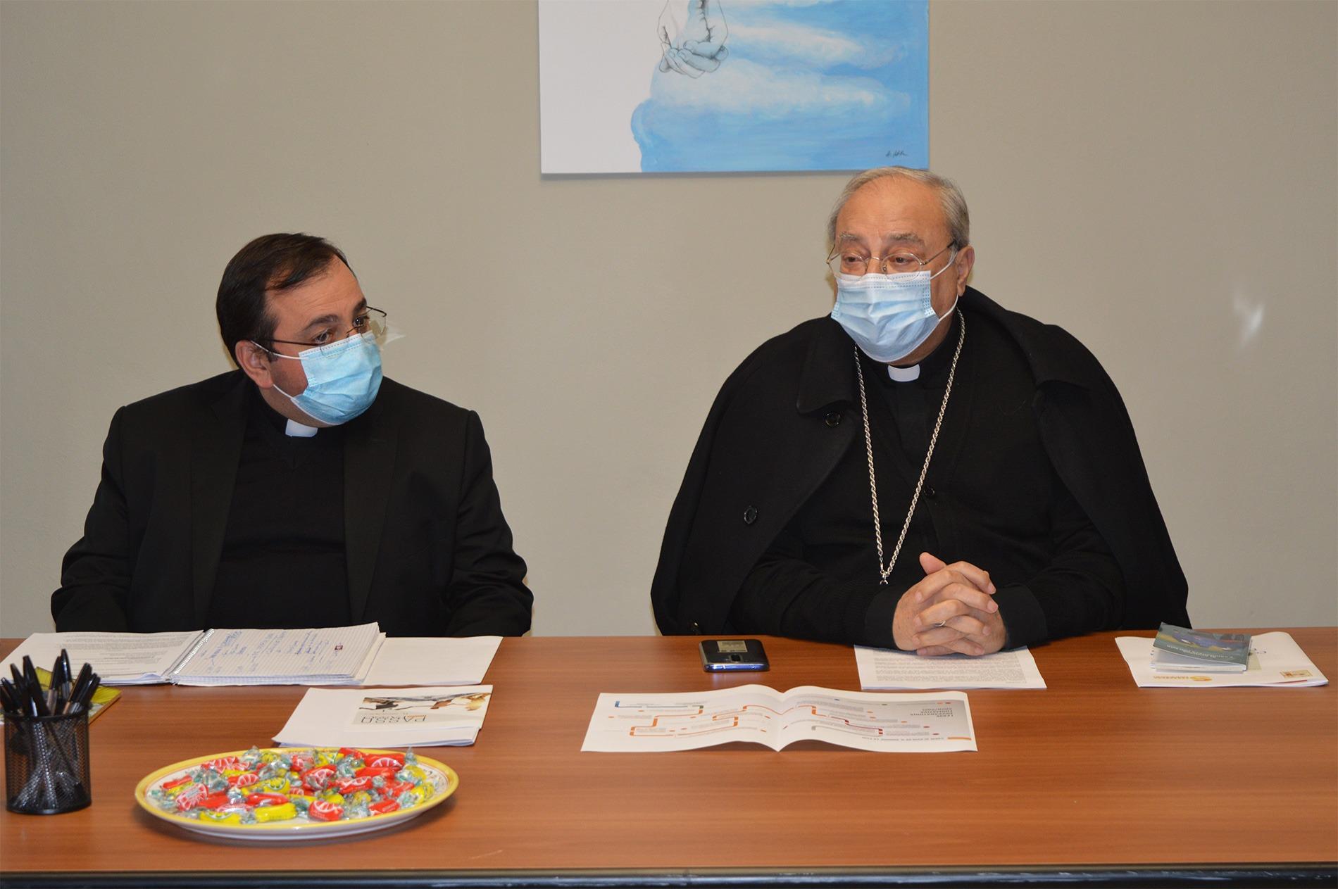 Si riunisce la Commissione Preparatoria per il Sinodo Diocesano